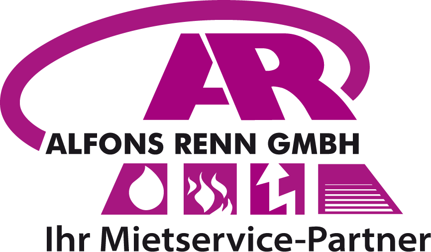 Renn Mietservice Logo